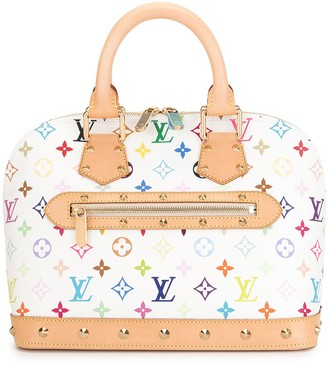 Louis Vuitton pre-owned Alma tote