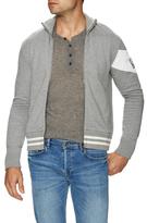 Moncler Cotton Zip Front Jacket