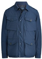 Ralph Lauren Four-Pocket Oxford Jacket