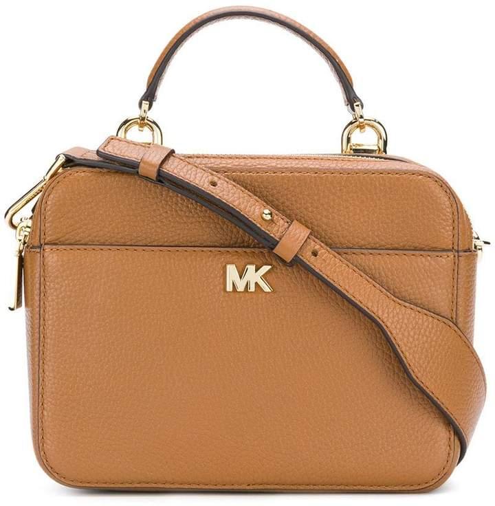 MICHAEL Michael Kors guitar strap satchel bag