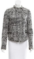 Proenza Schouler Bouclé Double-Breasted Jacket