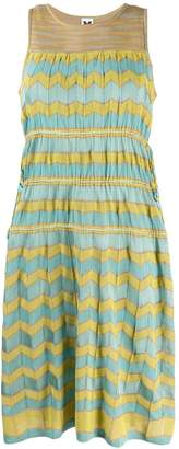 M Missoni fitted summer dress