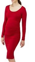 Isabella Oliver 'Eldon' Maternity Midi Dress