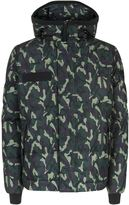 True Religion Padded Camo Jacket
