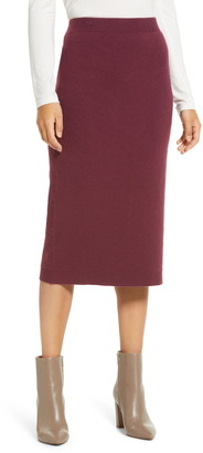 Halogen Sweater Skirt