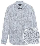 Camden Standard-Fit Cotton Oxford Floral Shirt