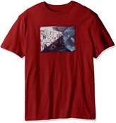 Nautica Men's Big and Tall Short Sleeve Graphic T-Shirt