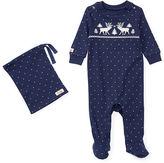 Ralph Lauren Reindeer Cotton Sleep Set