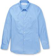 Comme des Garcons Slim-Fit Cotton-Poplin Shirt