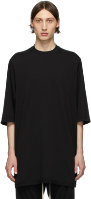 Rick Owens Black Jumbo T-Shirt