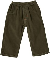 Charlie Rocket Corduroy Pants (Baby) - Olive-18-24 Months