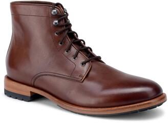 Warfield & Grand Garison Lace-Up Boot