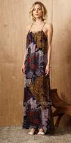 Greylin Floral Strappy Maxi Dress