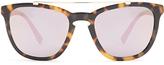 Valentino D-frame acetate sunglasses