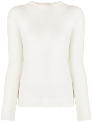 Jil Sander Textured Long-Sleeve Jumper