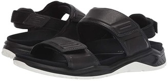 Ecco Sport Sport X-Trinsic Leather Sandal (Muted Clay Cow Leather) Women's Sandals