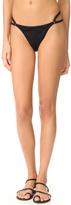 Alexander Wang Cutout Detail Bikini Bottoms