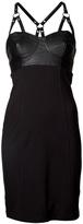 Kill City power dressing bustier dress