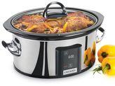 Crock Pot Crock-Pot® 6.5-Quart Slow Cooker with eLumeTM Touchscreen