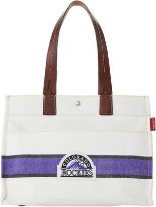 Dooney & Bourke MLB Rockies Medium Tote