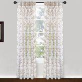 "Park B. Smith Endless Floral Window Panel Pair - 24"" x 84"""