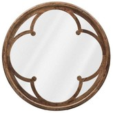 The Well Appointed House Regina Andrew Brown Quatre Design Wall Mirror-