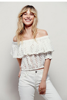 Free People Womens THAT GIRL OFF THE SHOUDLE
