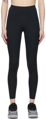 Nike Black One Lux 7/8 Leggings