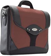 """Mobile Edge Men's Select Briefcase- 15.6""""PC/17""""Mac"""