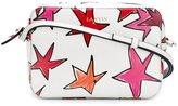 Lanvin star print crossbody bag