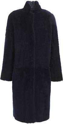 Karl Donoghue Reversible Shearling Coat