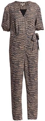 Joie Prisha Printed Jumpsuit