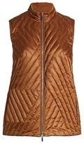 Thumbnail for your product : Lafayette 148 New York, Plus Size Reversible Bellamy Vest
