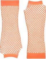 Jacobson Hat Company Women's Neon Fingerless Gloves (10 Inch)
