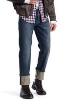 "Lucky Brand 121 Heritage Slim Leg Jean - 30-34"" Inseam"