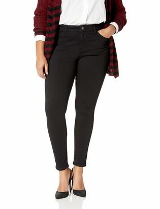 Skinnygirl Women's Plus Size The Skinny Jean in Injeanious Stretch Denim
