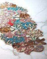 Divine Designs Coastal Table Runner