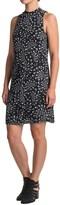 Kensie Printed Dress - Sleeveless (For Women)