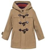 Mayoral Camel Duffle Coat