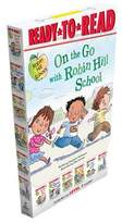Simon & Schuster Ready To Read On The Go With Robin Hill School!.