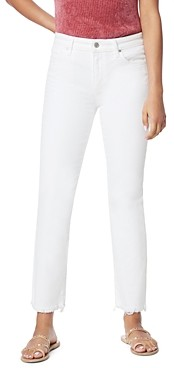 Joe's Jeans The Lara Cigarette Jeans in White