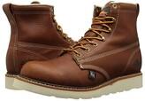 Thorogood 6 Soft Toe (Tobacco) Men's Work Boots