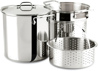 All-Clad Stainless Steel 12-Quart Multi Pot with Lid