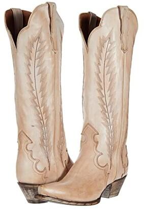 Dan Post Valeria (Off-White) Women's Boots