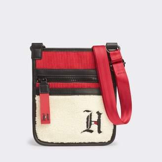 Tommy Hilfiger Lewis Hamilton Fleece Panel Crossover Bag