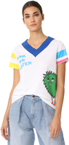 Mira Mikati Ask Me Later Print T-Shirt