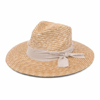 Ale By Alessandra Women's Solange Sunhat in Natural Adjustable