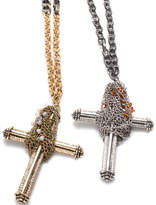 Gabriele Frantzen Cross Pendant