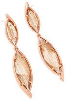 Kendra Scott Maisey Hourglass Statement Earrings