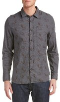 Just A Cheap Shirt Jachs Flannel Classic Fit Woven Shirt.
